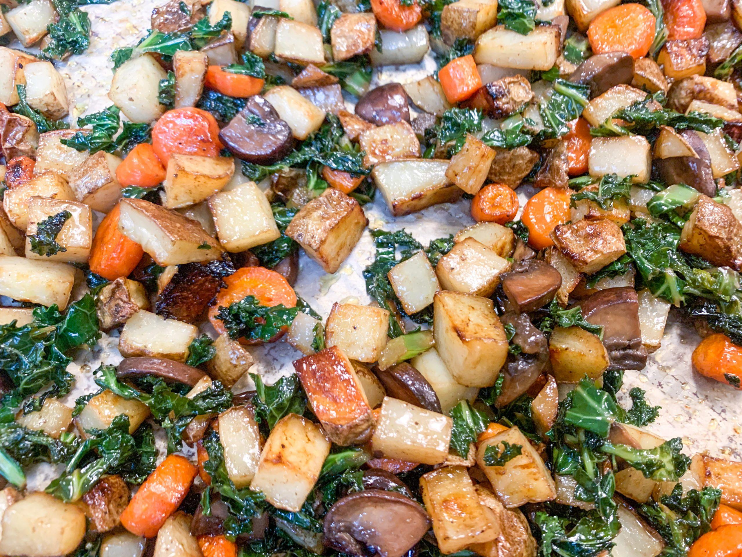Vegetable Hash
