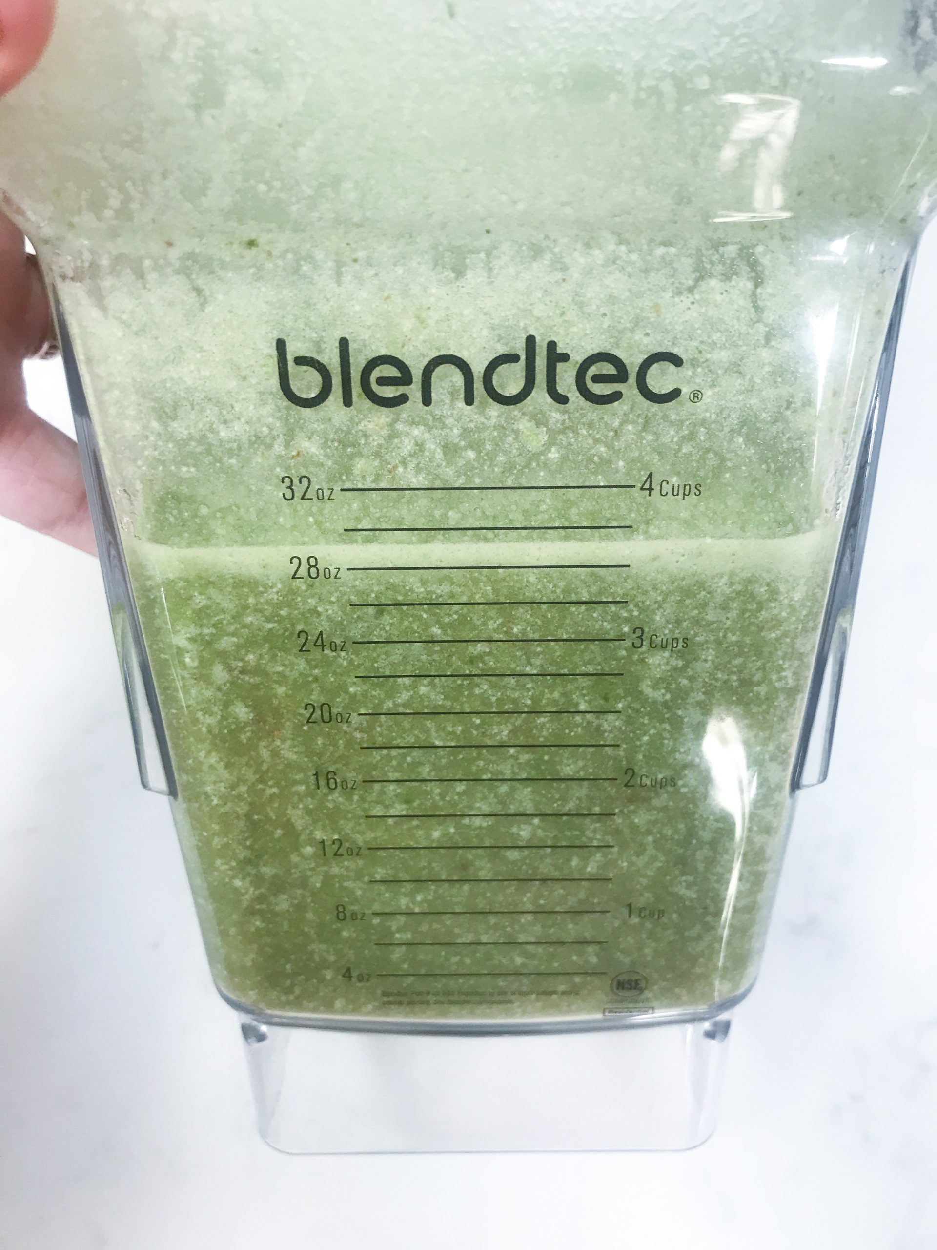 The Infamous Green Smoothie