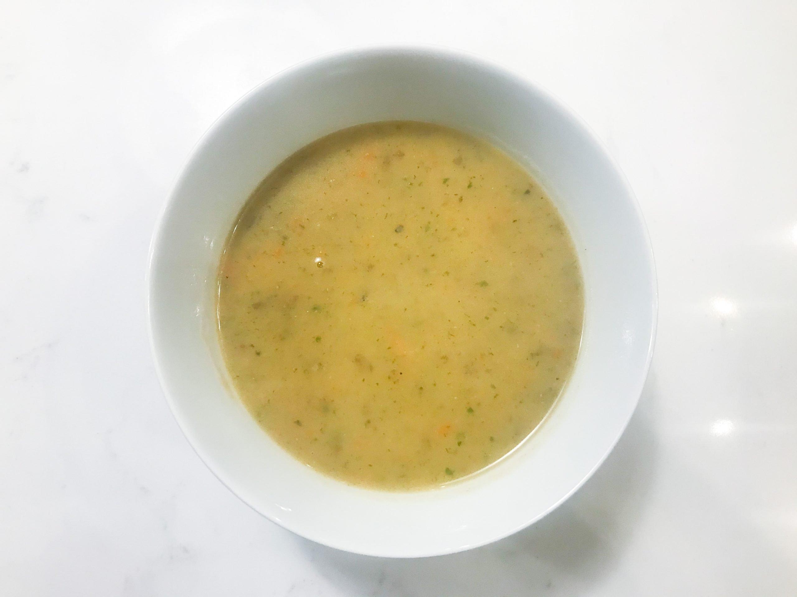 Dairy-Free Creamy Potato Soup Puree