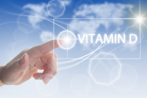 Finger Pointing to Vitamin D