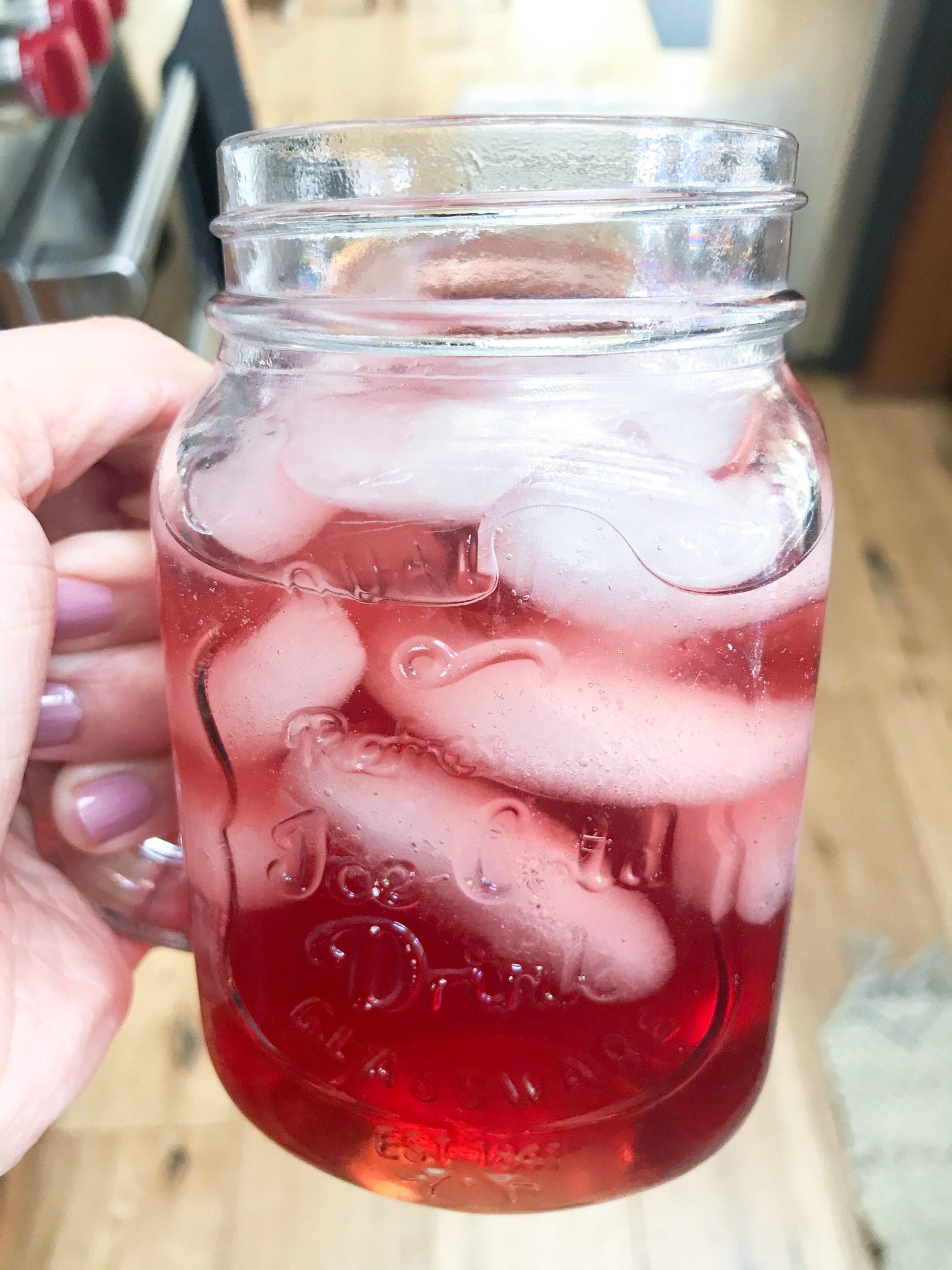 Tazo Passion Fruit Iced Tea (Starbucks Copycat)